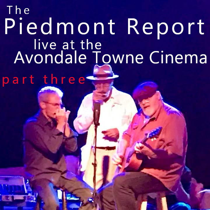 Piedmont Report 94 (Live at Avondale Towne Cinema, Part 3)
