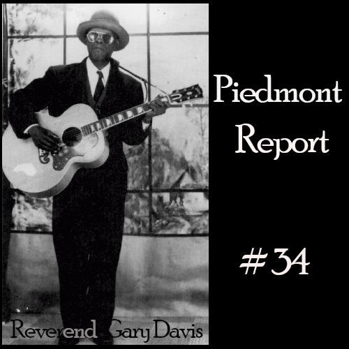 Piedmont Report 34 (NYC, orig aired Oct 2016)