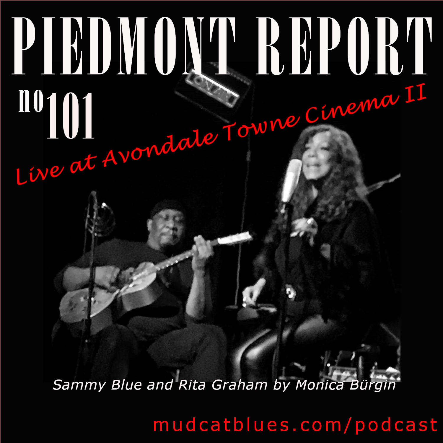 Piedmont Report 101 (Live at Avondale)