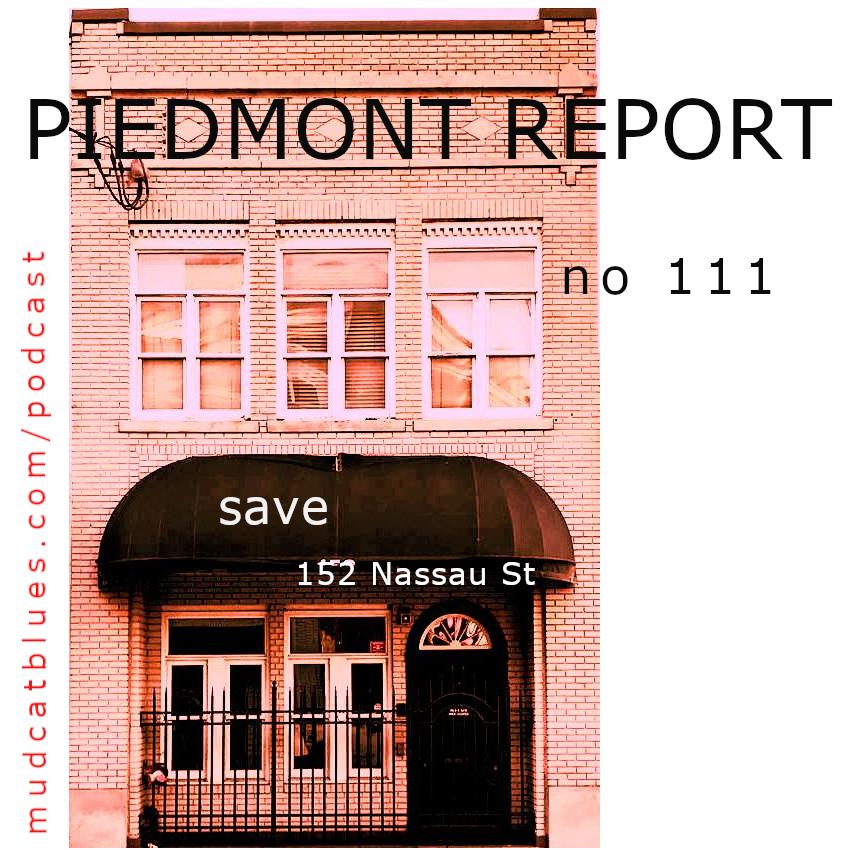 Piedmont Report 111