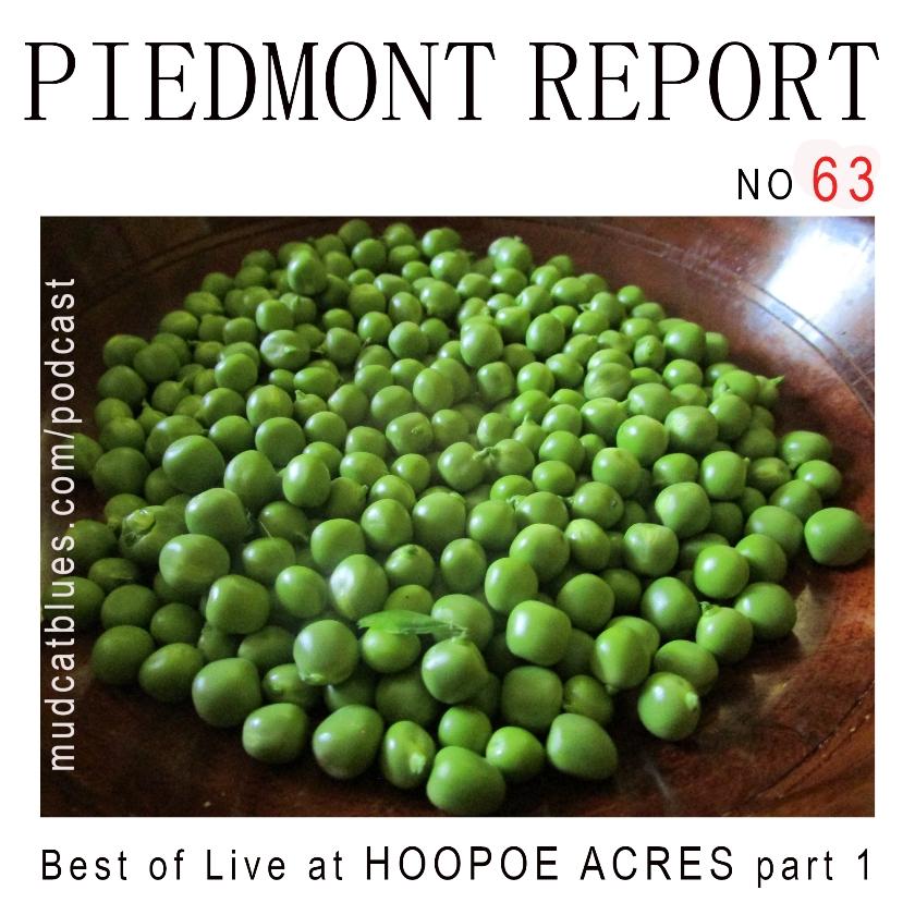 Piedmont Report 63 (Best of Live at Hoopoe Acres, Part 1)