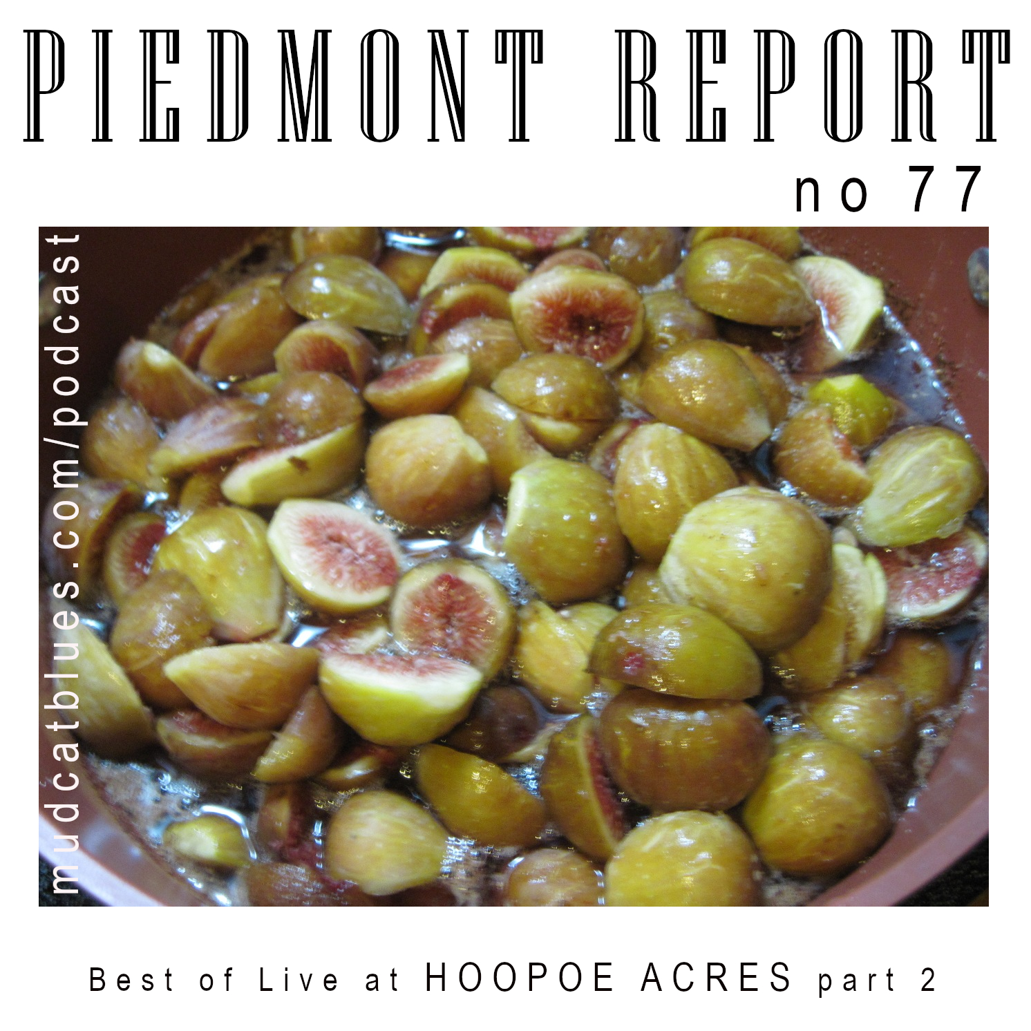 Piedmont Report 77 (Best of Live at Hoopoe Acres, Part 2)