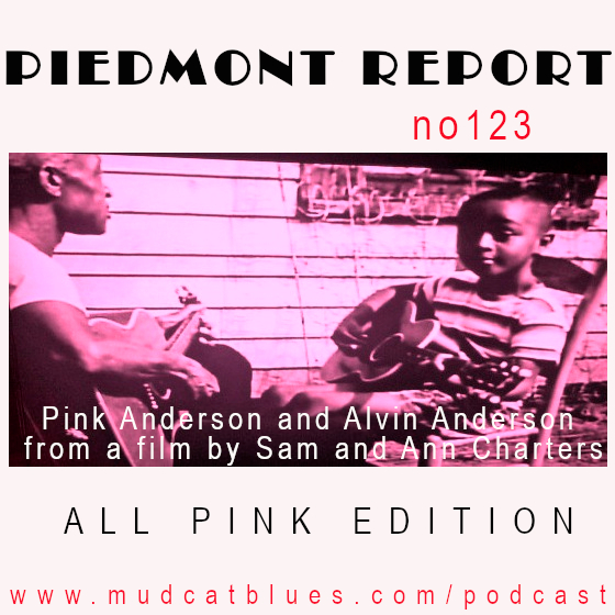 Piedmont Report 123 (Pink and Little Pink Anderson Special)